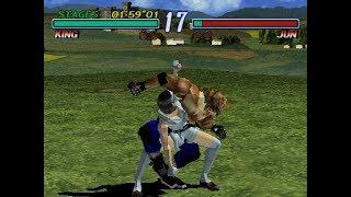 [TAS] Tekken 2 - King