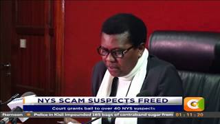 NYS scam suspects freed