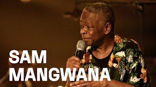 SAM MANGWANA - FESTIVAL AU FIL DES VOIX - ÉDITION NUMÉRIQUE
