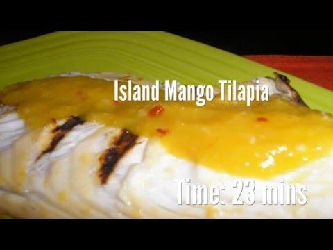 Island Mango Tilapia Recipe