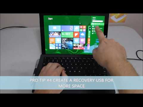 7 Pro Tips for using your Surface Pro 3