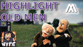 ^^| Old Men World of Tanks Stream Highlight