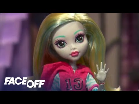 FACE OFF  Season 11, Episode 3: 'Welcome to Monster High'  SYFY