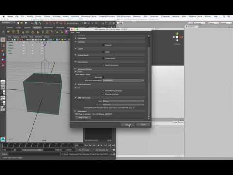 Maya To Unity3D Pipeline - Units and Scale Factor