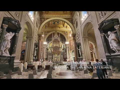 Abp Budzik: Nie niszczmy Bożej w świątyni, która jest w nas [5.10.2021]