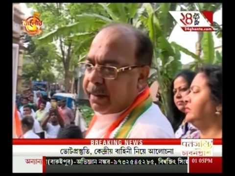 Election Commission's Nasim Zaidi To Visit Kolkata Today