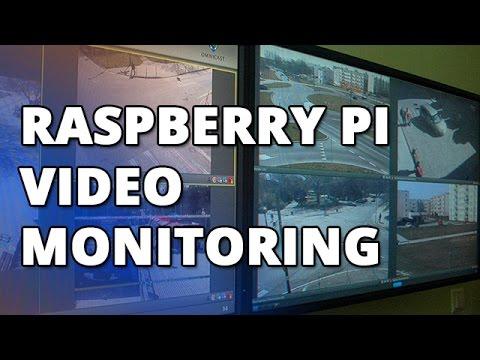 Raspberry surveillance