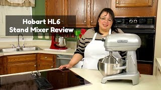 Hobart Stand Mixer Review ~ RARE Hobart HL6 ~ N50 Stand Mixer ~ Amy Learns to Cook