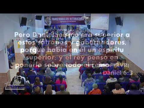 Pastor Franky Rodríguez; Espíritu Superior - Parte 1
