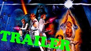 ТРЕЙЛЕР Звёздные войны: Эпизод 4 – Новая надежда