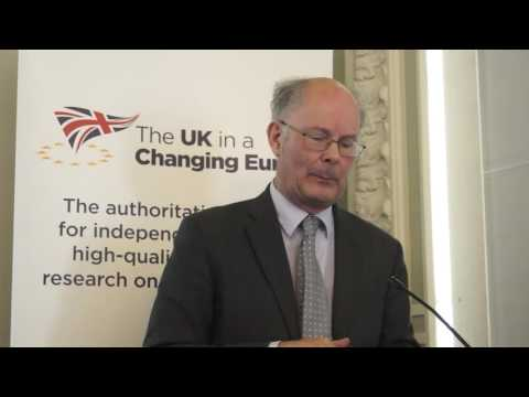 What does Leave mean? Professor John Curtice
