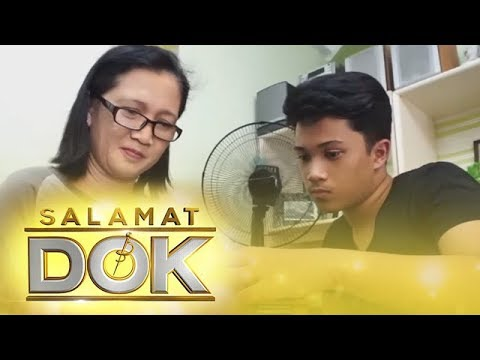 Salamat Dok: Andrea and Vynz struggle with myopia or nearsightedness