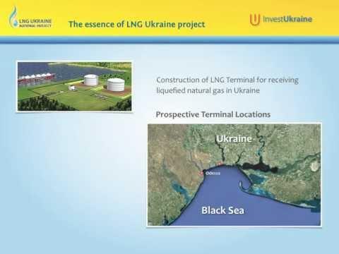 LNG terminal Project InvestUkraine