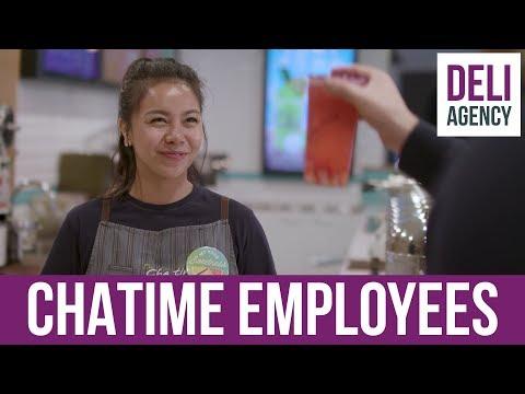 JobGetter | Chatime Employee Video