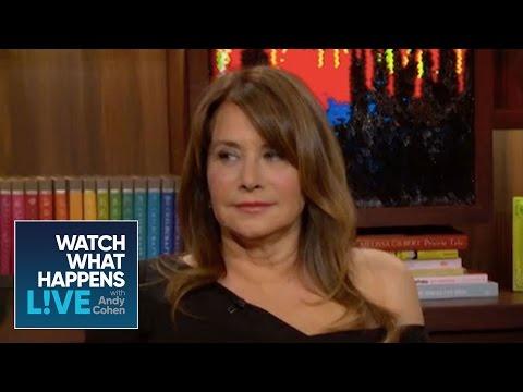 Sandra Bernhard and Lorraine Bracco Analyze Celebrity Tweets  WWHL