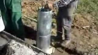 Фундамент ТИСЭ своими руками: технология строительства (видео)