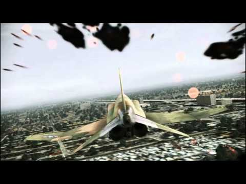 F-4E USAF 49TH TFW ACE COMBAT ASSAULT HORIZON