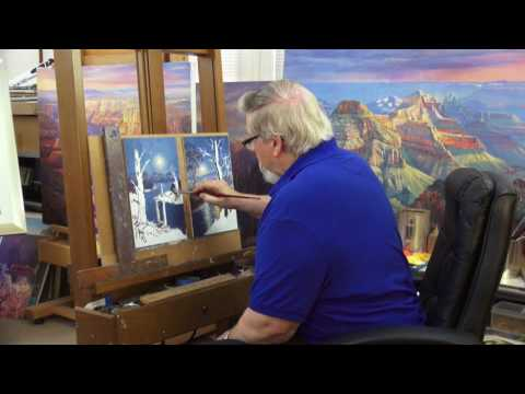 Fine Art Tips with John Bradley on Colour In Your Life