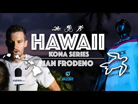 Jan Frodeno's Exclusive 2017 Ironman World Championship Oakley Press Conference II Vlog22