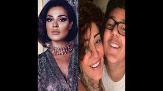 إبن وفاء عامر يتعرى في الشارع ونادين نسيب نجيم تضع خارطة طريق للتغيير