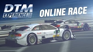 DTM Experience 2014 | AWESOME online Battle
