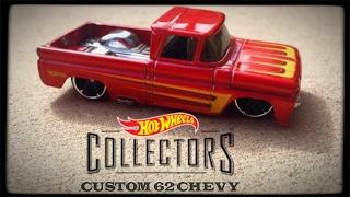 Hot Wheels Custom 62 Chevy