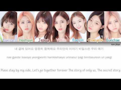 DIA (다이아) – The Love (#더럽) Lyrics (Han|Rom|Eng|Color Coded)
