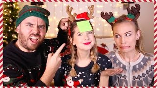 Christmas Name Game with SacconeJolys