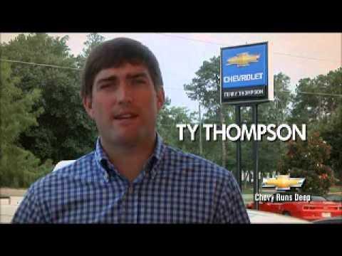 terry thompson chevrolet youtube terry thompson chevrolet youtube