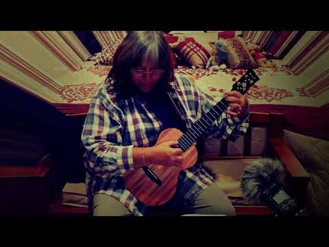 Greensleeves played on concert Ukulele (Fingerstyle)