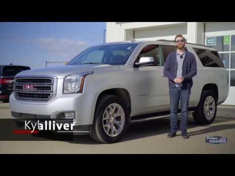 2018 Gmc Yukon Xl Slt Youtube