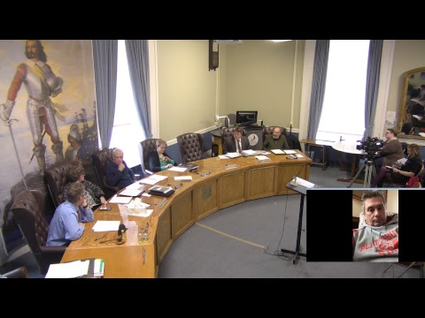 City of Plattsburgh, NY Meeting  3-28-19