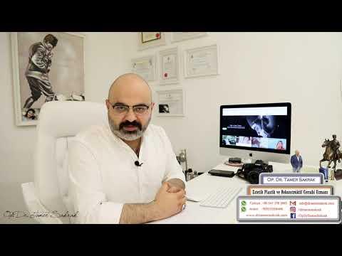 Op. Dr. Tamer Şakrak | Karın germe ameliyatı kimlere uygulanır ?