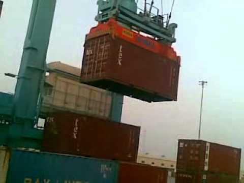 niazi ikram bahrain port