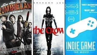 Recomendaciones netflix zombieland the crow e indie game the movie