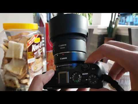 Canon EOS M3 + Canon EF 50mm F/1.8 STM (Auto focus test)