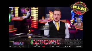LIVE ONLINE ROULETTE - 7 HITS IN A ROW!