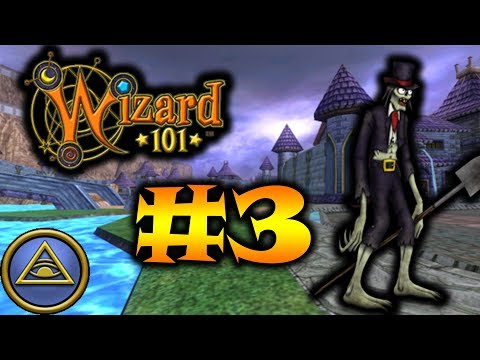 Troubles in Triton Avenue!!! | Wizard101 #3