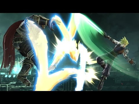 Top 10 Cloud Limit Breaks - Super Smash Bros for Wii U