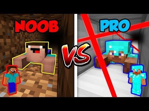 Minecraft NOOB vs. PRO: PRISON ESCAPE 2 in Minecraft!