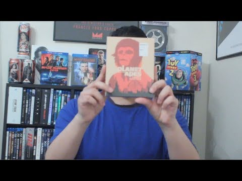 Planet of The Apes Legacy Collection UNBOXING