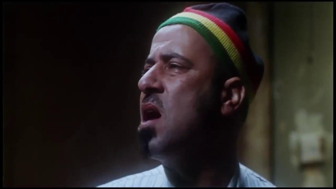 خروج محمد سعد عن النص في فيلم بوحه وضحك من مجدي كامل ???