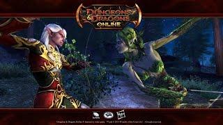 Dungeons & Dragons Online primeira  impressões