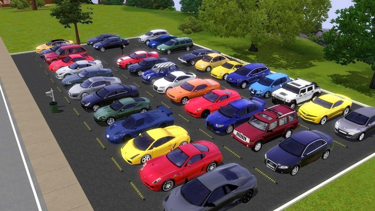Sims 3 Cars Carore