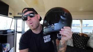 Bell Bullitt And Carbon Helmets
