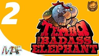 Tembo the Badass Elephant - #2 Quaaludes