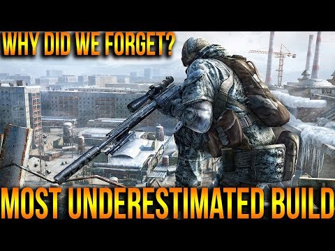 THE DIVISION | MOST UNDERESTIMATED BUILD | A TOP 5 PVP BUILD?