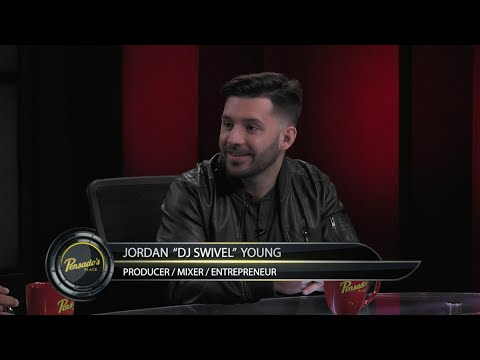 "Producer/Mixer/Entrepreneur Jordan ""DJ Swivel"" Young - Pensado's Place #281"