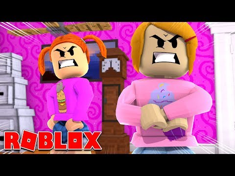 Roblox Bloxburg Roleplay - I Ignored My Sister For 24 Hours!