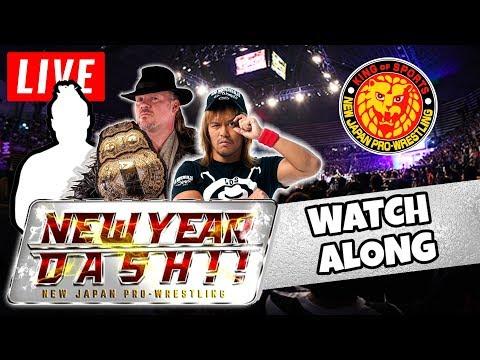 🔴 NJPW New Year Dash 2020 LIVE REACTIONS